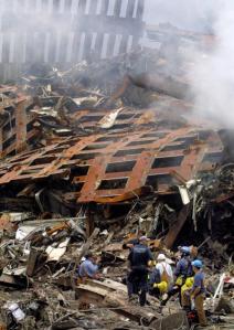 11.9.2001 Ground Zero